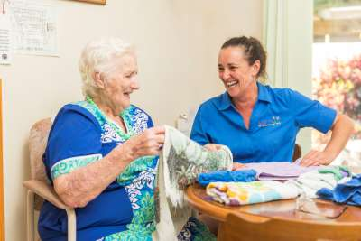 entertainment for Aged care residents